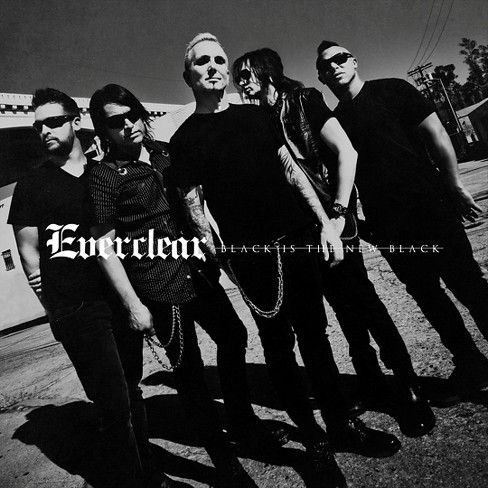 Everclear - Black Is The New Black (CD) - image 1 of 1