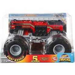 Hot Wheels Monster Trucks 5 Alarm Vehicle #2