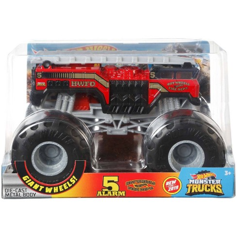Hot Wheels Monster Trucks 5 Alarm Vehicle 2 Target