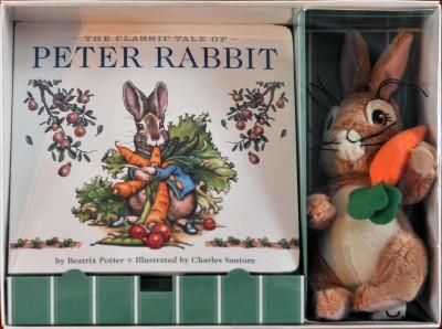 Peter Rabbit Gift Set (Hardcover)(Beatrix Potter)