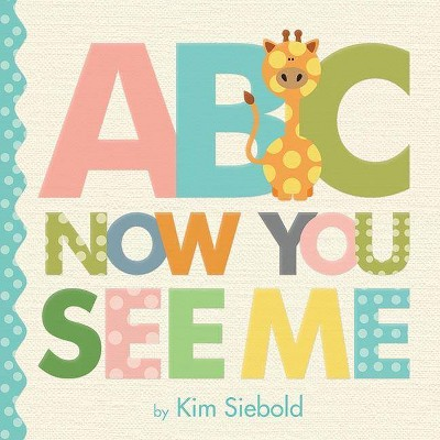 ABC, Now You See Me (Board)by Kim Siebold
