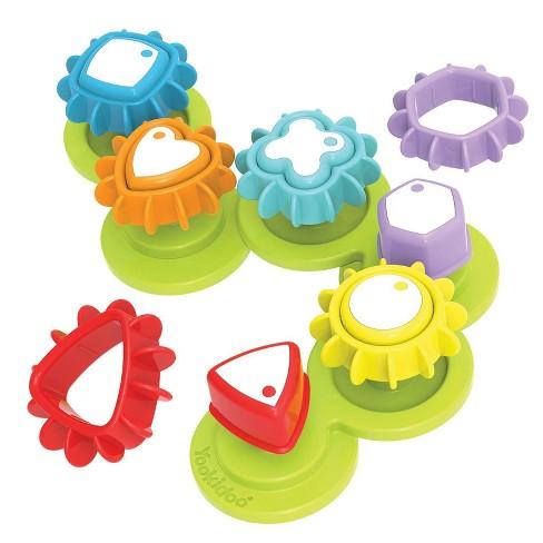 Yookidoo Shape N Spin Gear Sorter - image 1 of 4