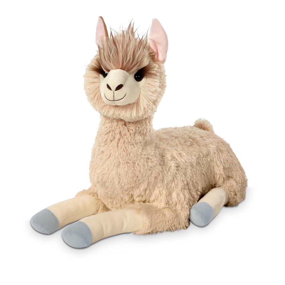 Melissa 38 Doug Jumbo Llama