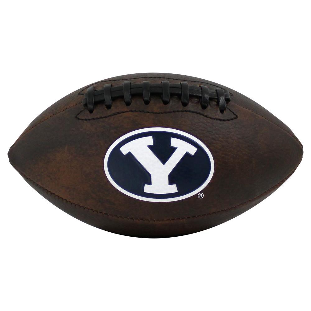 Byu Cougars Vintage Mini Football