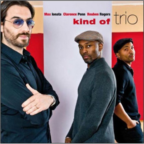 Max ionata - Kind of trio (CD) - image 1 of 1