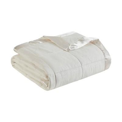 Parkman Premium Oversized Hypoallergenic Down Alternative Blanket with 3M® Scotchgard