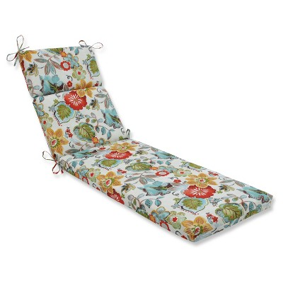 Pillow Perfect Outdoor/Indoor Chaise Lounge Cushion