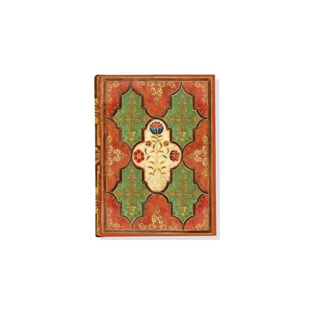 Floral Parchment Journal (Hardcover) Floral Parchment Journal (Hardcover)