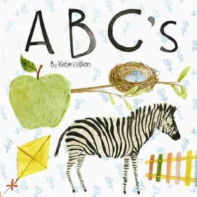 ABC's (Hardcover)(Katie Wilson)