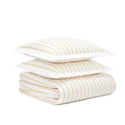 Percale Duvet Set - Standard Textile Home
