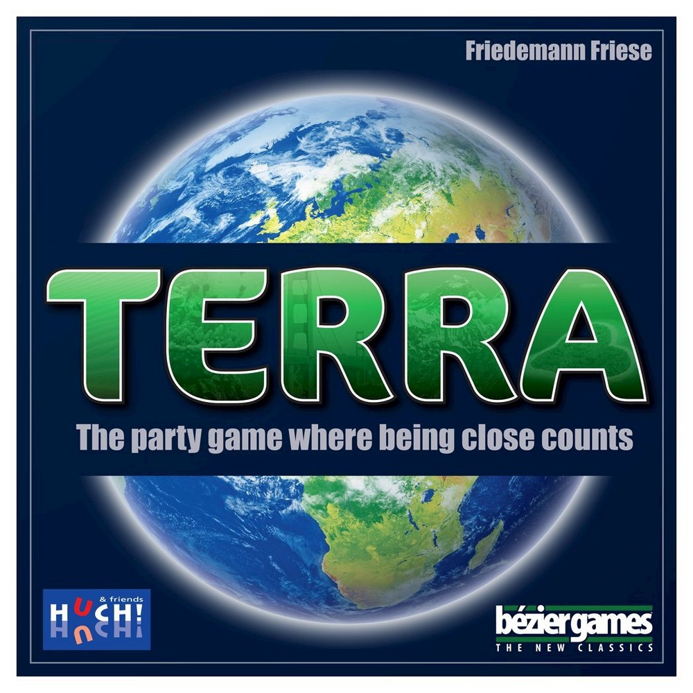 Terra Geography Trivia Game