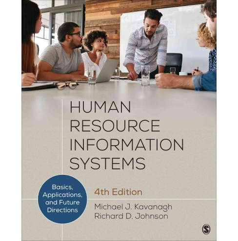 Human Resource Information Systems -  (Paperback) - image 1 of 1