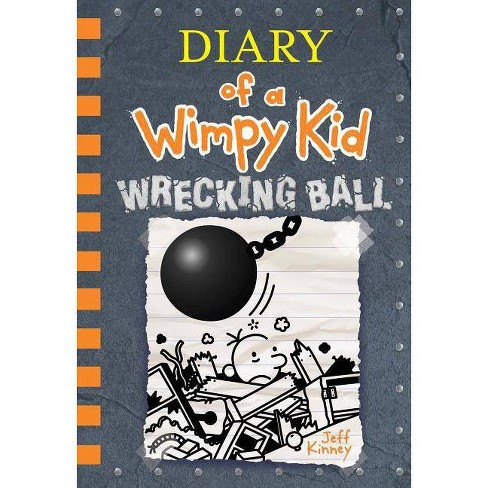 Wrecking Ball (Diary of a Wimpy Kid Book 14) - by  Jeff Kinney (Hardcover) - image 1 of 1