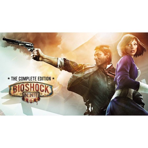 BioShock Infinite: The Complete Edition - Nintendo Switch (Digital) - image 1 of 4
