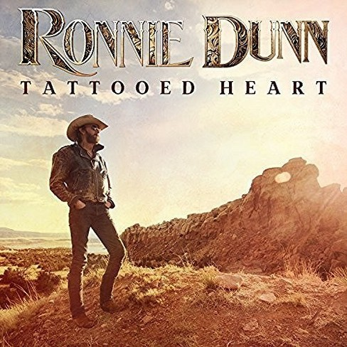 Ronnie Dunn - Tattooed Heart (Vinyl) - image 1 of 1