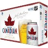 Molson Canadian Beer - 24pk/12 fl oz Cans - image 2 of 2