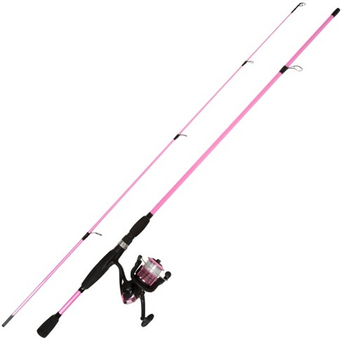 Wakeman Fishing Rod Spinning Rod And Reel Combo Target