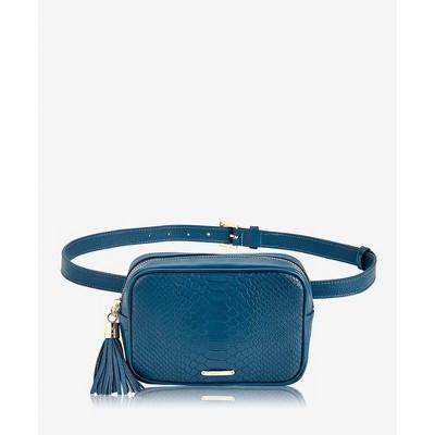GiGi New York Blue Kylie Belt Bag