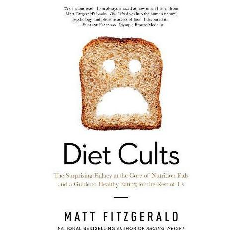 Diet Cults - by  Matt Fitzgerald (Paperback) - image 1 of 1