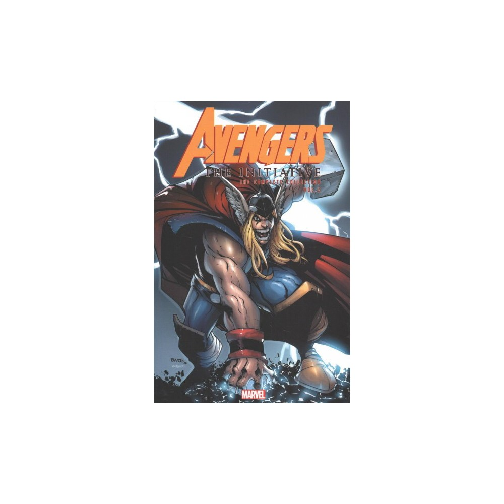 Avengers The Initiative The Complete Collection 2 (Paperback) (Christos Gage & Dan Slott)