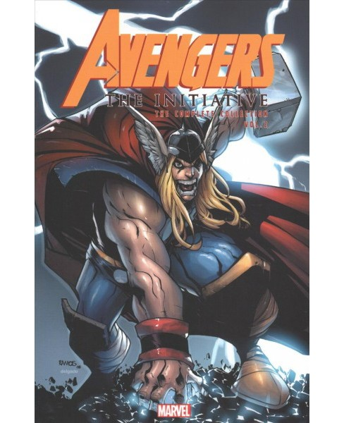 Avengers The Initiative The Complete Collection 2 (Paperback) (Christos Gage & Dan Slott) - image 1 of 1