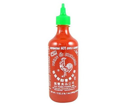 Huy Fong Sriracha Chili Sauce Hot 17oz - image 1 of 1