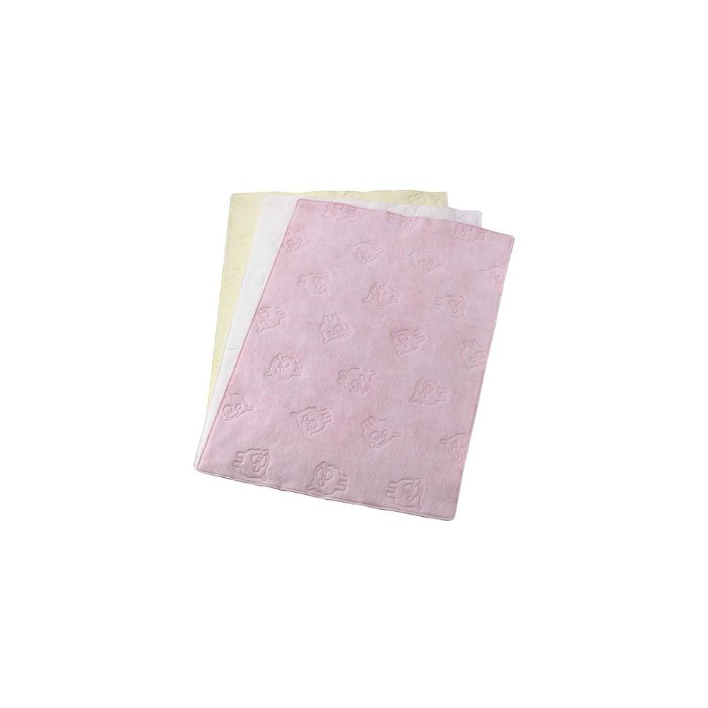 Royal Heritage 3pk Multi-Use Baby Pads - Pink, Yellow & White, White/Yellow/Pink