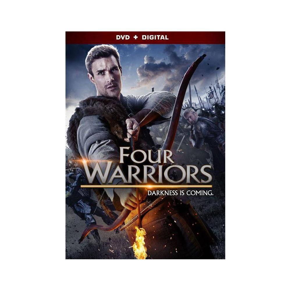 Four Warriors Dvd
