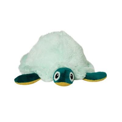 "Manhattan Toy Theo Turtle Stuffed Animal, 10"""