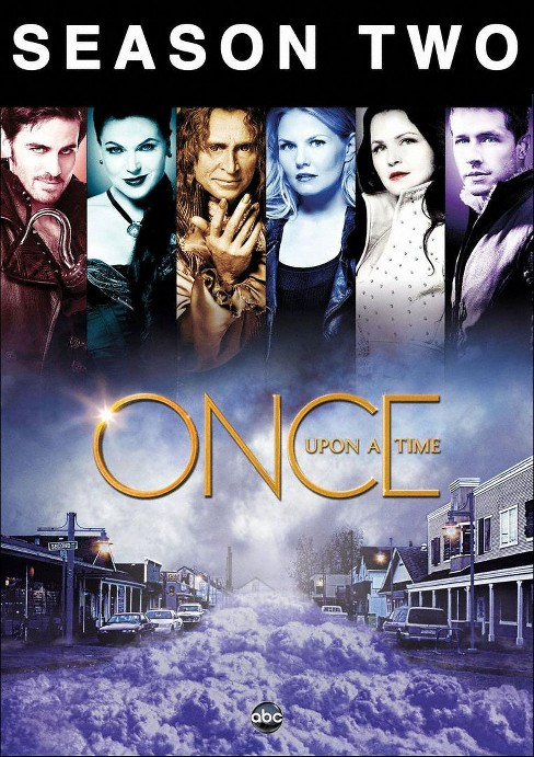Once Upon a Time: The Complete Second Season [5 Discs] - image 1 of 1