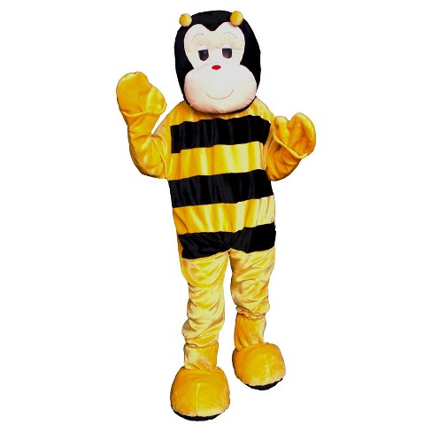 Bumble Bee Mascot Adult Costume - One Size Fits Most - image 1 of 1