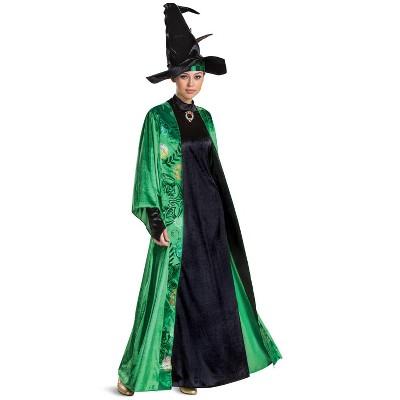Harry Potter Professor McGonagall Deluxe Adult Costume