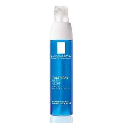 Facial Moisturizer: La Roche Posay Toleriane Ultra Night Cream
