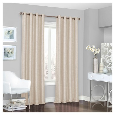 Presto Thermalined Curtain Panel - Eclipse
