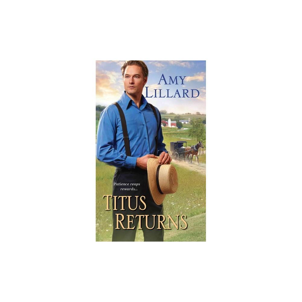 Titus Returns (Paperback) (Amy Lillard)