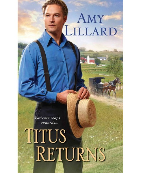 Titus Returns (Paperback) (Amy Lillard) - image 1 of 1