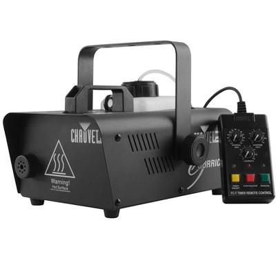 CHAUVET DJ Hurricane 1200 1.0L Pro Fog/Smoke Machine w/FC-T Wired Remote | H1200