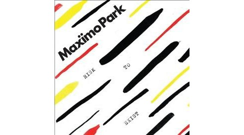 Maximo Park - Risk To Exist (Vinyl) - image 1 of 1