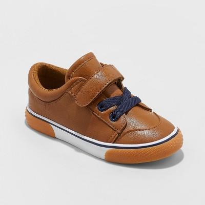 Toddler Boys' Haynes Sneakers - Cat & Jack™ Brown 5