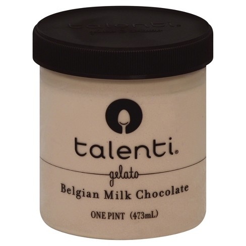 Talenti Belgian Chocolate - 16 Fl Oz - image 1 of 6