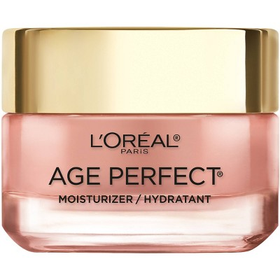 Facial Moisturizer: L'Oreal Paris Age Perfect Cell Renewal Rosy Tone Cream