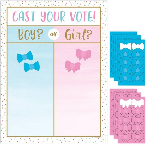 Gender Reveal Party Games Made By A Princess