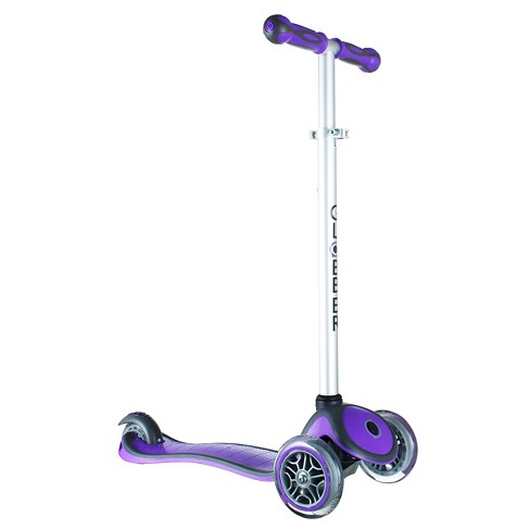 Globber 3 Wheel Adjustable Scooter - Purple - image 1 of 4