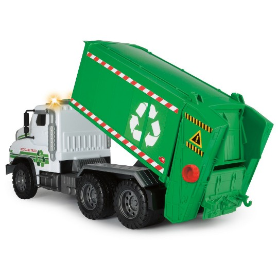 Dickie Toys Giant Recycling Truck image number null