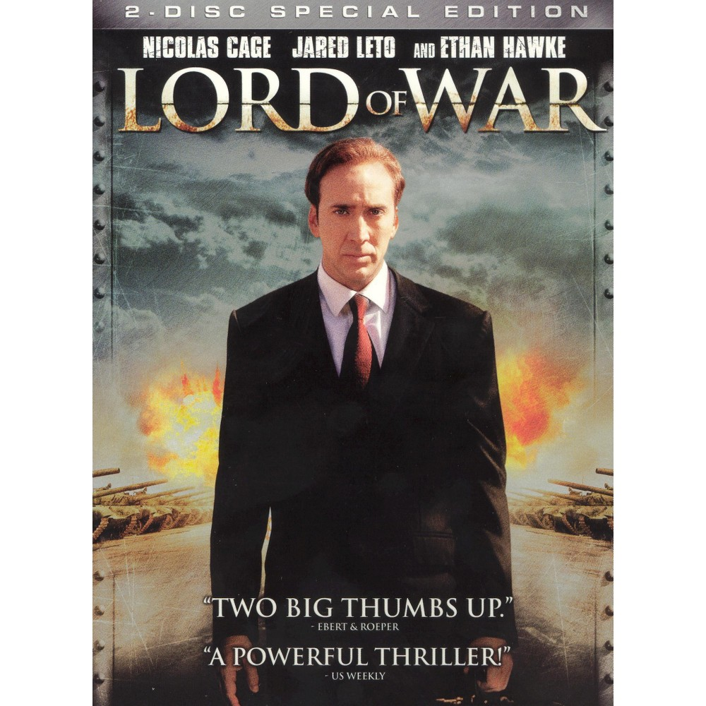 Lord of War (Special Edition) (2 Discs) (dvd_video)