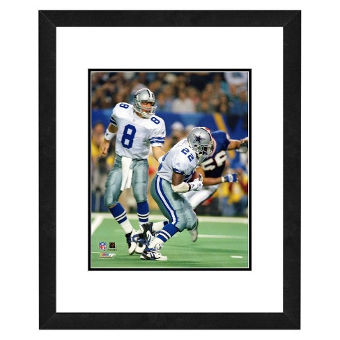 Dallas Cowboys Troy Aikman & Emmitt Smith Framed Photo - image 1 of 3