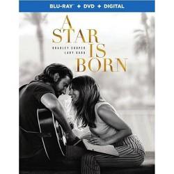 A Star is Born (Blu-Ray + DVD + Digital)