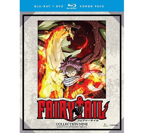 Fairy tail:Collection nine (Blu-ray) - image 1 of 1