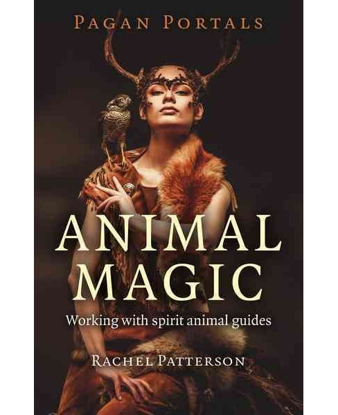 Animal Magic : Working With Spirit Animal Guides (Paperback) (Rachel Patterson) - image 1 of 1