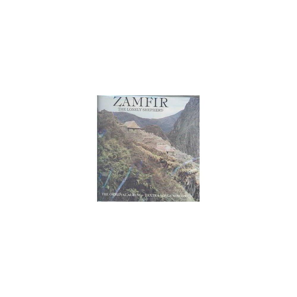 Gheorghe Zamfir The Lonely Shepherd Cd